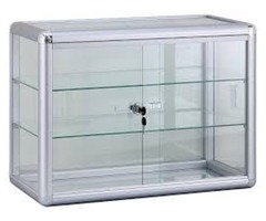 Aluminum Showcase Cabinets: Beautiful, Durable and Easy to Maintain