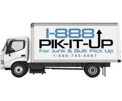 Need a Junk Pick up Raleigh Service