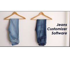 Integrate Jeans Customization Software to Expand Your Reach