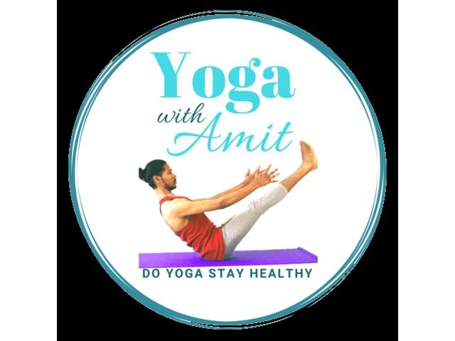 Yoga with Amit | free-classifieds-usa.com
