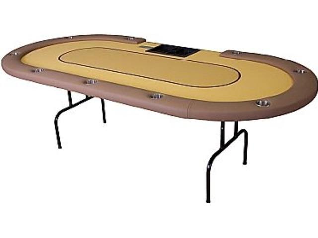 Home Style Texas Hold'em Poker Table | free-classifieds-usa.com
