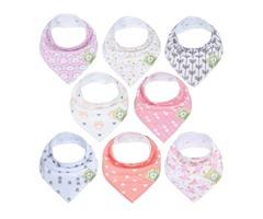 Get the best baby bandana bibs Online- Kea Babies
