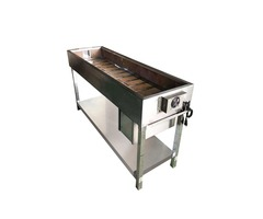 Charcoal Kebab Grill Machine