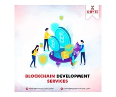 Top Blockchain App Development Service Provider Company USA | X-Byte Enterprise Solutions