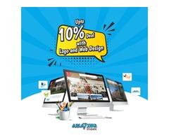 Brand Identity – Logo Design Services – Amazing7.com