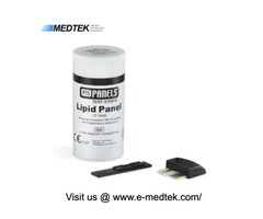 Buy Lipid panel Test Strips | e-MedTek Medical Supplies