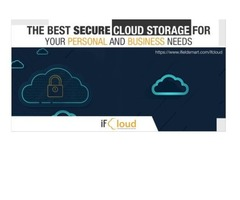 The Best Secure Cloud Storage for your Personal and Business Needs