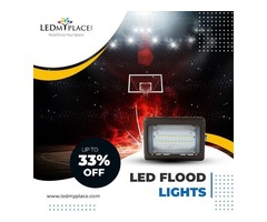 Purchase LED Flood Lights To Lighten Up Your Park and Grounds
