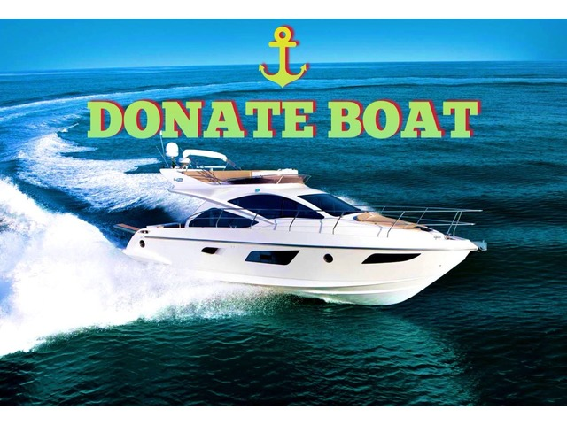 Donate Boat To Charity And Get A Great Tax Deduction | free-classifieds-usa.com