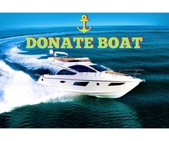 Donate Boat To Charity And Get A Great Tax Deduction