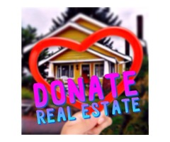 Donate Real Estate To Charity For Great Tax Benefits