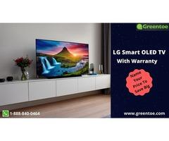 Best Buy LG Oled TV Deals With Extended Warranties
