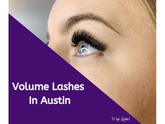 Volume Lashes In Austin - Wisp Lashes | free-classifieds-usa.com