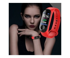2020 Smart Sport Bracelet Wristband Smart Watches