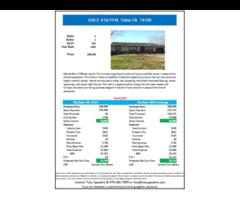 3 BR house For sale - 630 E 41st Pl N, Tulsa Ok 74106