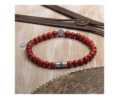 Men Bead Bracelets