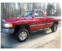 Sell 1997 Dodge Ram 2500 Larimie SLT $2500