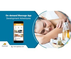 On-demand Massage App Development Adventures