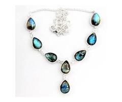 Shop Labradorite Stone Jewelry