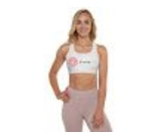 best padded sports bra