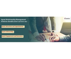 Damco's Agent Relationship Management Solution