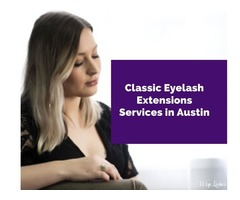 Classic Eyelash Extensions Services in Austin