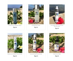 Beauty and Skin Care Products in Hawaii, USA