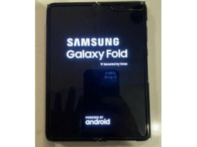 Samsung Galaxy Fold SM-F907N 5G/4G LTE Unlocked Phone | free-classifieds-usa.com