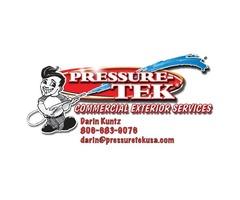 Pressure-Tek Exterior Services