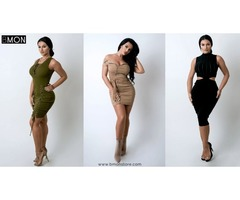 New Arrivals in Women's Clothing Collection Online - BmonStore