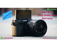 Sony A6400 For Sale with Warranty