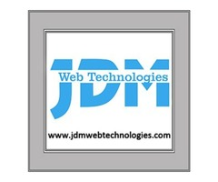 JDM Web Technologies -Website Redesigning Company