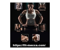 Abs Stimulator Belt: Muscle Toner for a Tighten Body