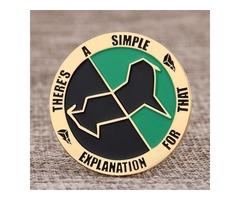 Explanation Enamel Pins
