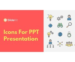Icons For PPT Presentation
