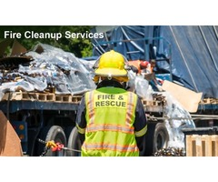 Why You Should Hire A Professional For Fire Damage Cleanup | free-classifieds-usa.com