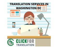 Translation Services in Washington DC