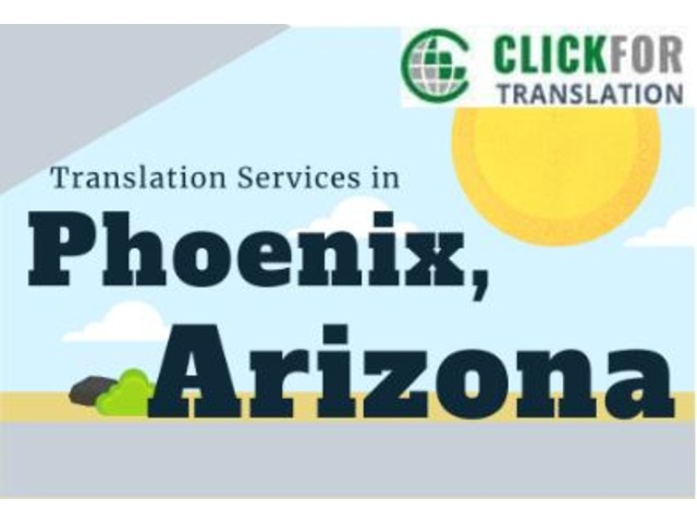 Translation Services in Phoenix   free-classifieds-usa.com