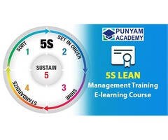 5S Management Training Online
