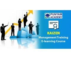 Kaizen Management training online