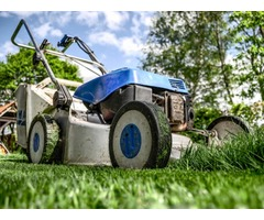 Keep your lawn clean with Mowers online voucher code 2020