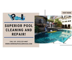 Pool Service in Austin, Tx.