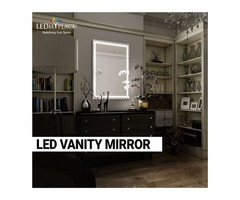 Upgrade Your Bathroom LED Vanity Mirror at 20% Discounted Price