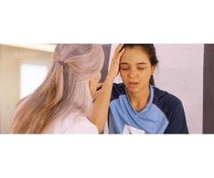 Make your head still with concussion therapy