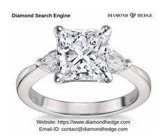 Ethical and certified diamond search: Diamond Hedge