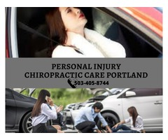 Personal Injury Chiropractic Care