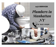 NYC Drain Cleaning provides 24/7 hour plumbing services in Manhattan NY