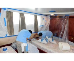 Super Yacht Carpet Cleaning