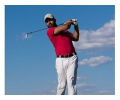 Educate yourself with Golf Biomechanics for better performance