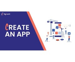 Create an app in a couple of easy steps